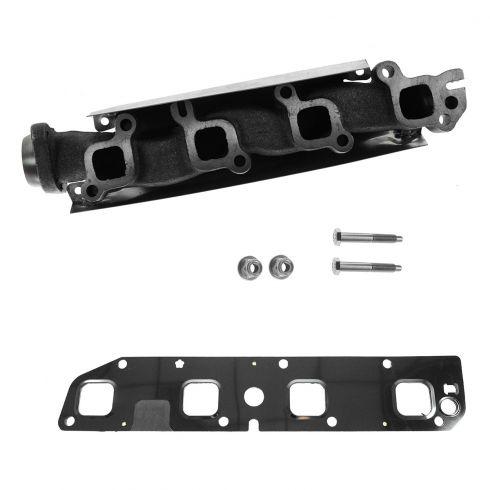 07-08 Aspen; 04-08 Durango; 03-08 Ram 1500-3500 w/5.7L Exhaust Manifold w/Install Kit RH (Dorman)
