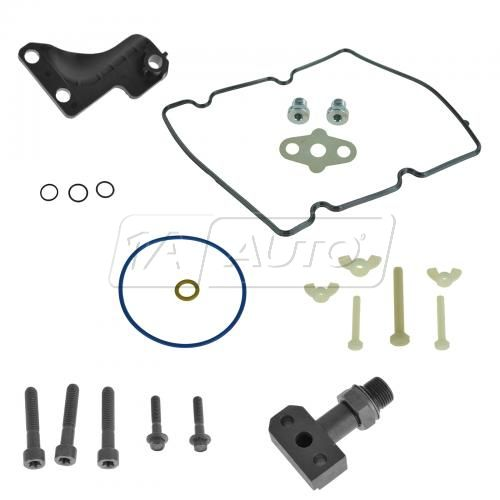 05-07 F250SD-F550SD; 05-10 FS Van; 05 Excrsn w/6.0L Dsl Fuel Inj Blck Update O-Ring Repair Kit (Frd)