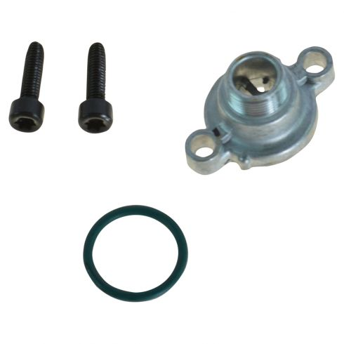99-03 Ford F250SD-F550SD; 99-04 FS Van w/7.3L Dsl Fuel Filter Press Relief Vlve Cap Kit (Motorcraft)
