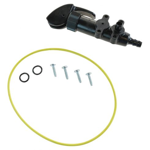 00-01 Dodge Ram 2500, 3500 (Reg & Quad Cab) w/5.9L Diesel Filter Bowl Drain Valve Kit (Mopar)