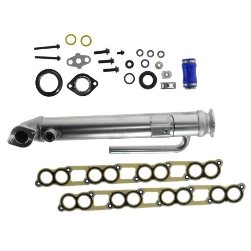 03-04 (9/03)  Ford Excursion, F250-F550SD, Van 6.0L EGR Cooler Kit w/Gaskets