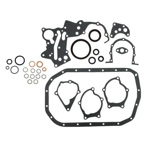 1989-92 Mitsubishi 2.0L 4G63/T Lower Engine Gasket Set
