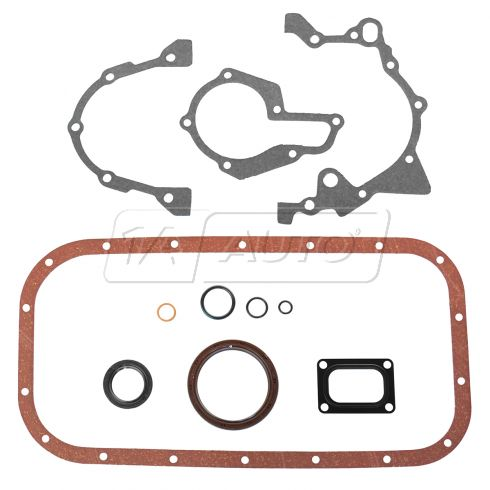 1989-00 Geo Tracker 1.6L G16K G16KV Lower Engine Gasket Set