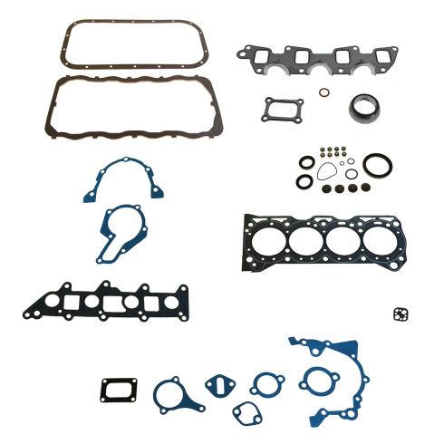 86-94 Suzuki 1.3L G13K; 86-89 G13A; 89-94 G13BA Complete Engine Gasket Set