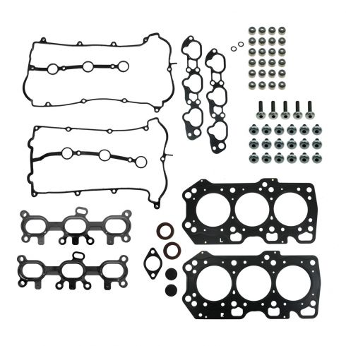 93-02 Mazda Ford 2.5L KL DOHC 24V Head Gasket Set