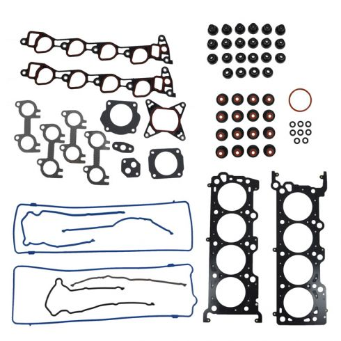 Steel Head Gasket Set