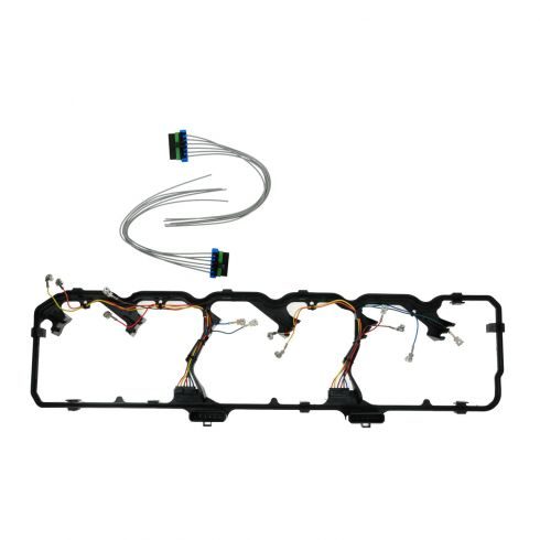06-10 Dodge Ram 2500 3500 5.9L Diesel, 6.7L Diesel Valve Cover Gasket Kit w/ Inj