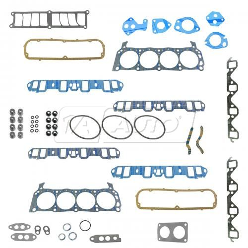 67-72 Mangusta; 65-87 Ford, Mercury; 77-85 Lincoln Multifit w/5.0L Non-Asbestos Head Gasket Set