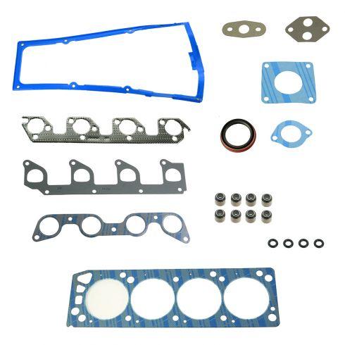 95-97 Ford Ranger w/2.3L, Mazda B2300; 98 Ranger w/2.5L, B2500  Non-Asbestos Head Gasket Set