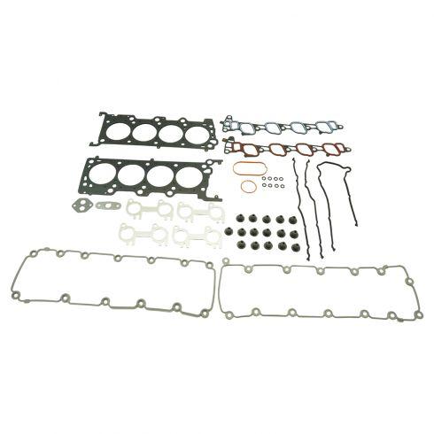 00-03 E150-E350; 00-05 Exc; 00-04 Exp; 00-04 F250SD, F350SD, F150 Htge w/5.8L Steel Head Gasket Set