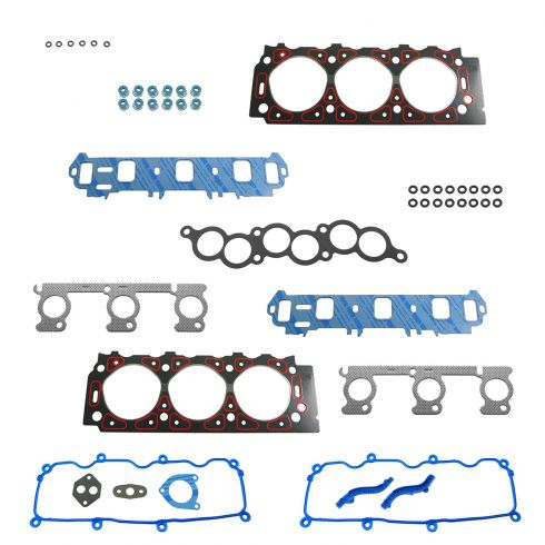 99 (from 7/27/99)-00 Ford Taurus, Windstar, Sable w/3.0L (8th Vin U or 2) Graphite Head Gasket Set
