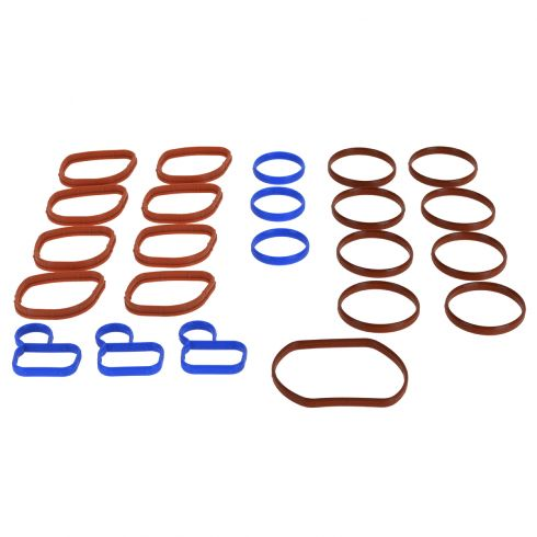 99-10 Ford Lincoln Mercury 4.6L (w/Updated Intake Manifold) Gasket Set