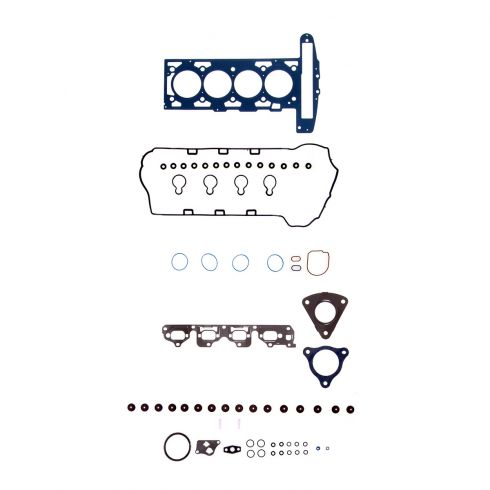 02-06 Chevy, Pontiac; 02-04 Olds; 02-07 Saturn Multifit w/2.2L Head Gasket Set (Fel-Pro)