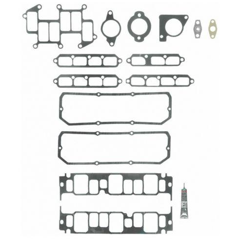 85-95 Buick, Cadillac, Chevy, Olds, Pontiac Multifit w/2.8L, 3.4L Intake Manifold Gasket Set (Fel Pr