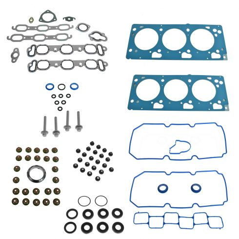 99-06 Chrysler; 00-06 Dodge; 99-01 Plymouth Multifit w/3.5L Cylinder Head Gasket Set (FEL PRO)