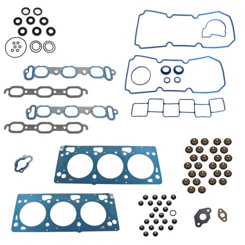 04-06 Chrysler Pacifica w/3.5L Cylinder Head Gasket Set (FEL PRO)