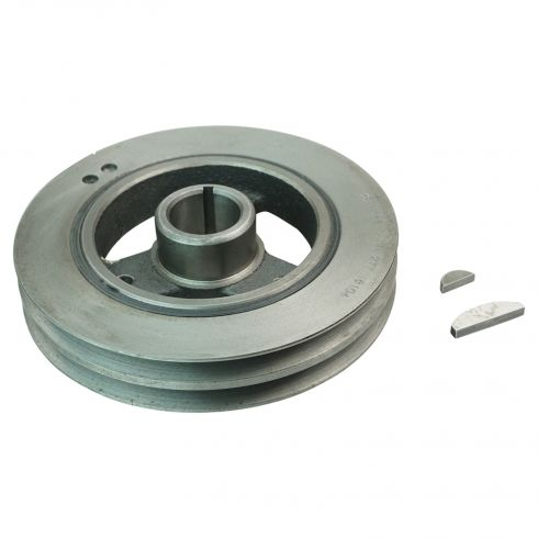1973-02 GM Harmonic Balancer 4.1L 250 ci