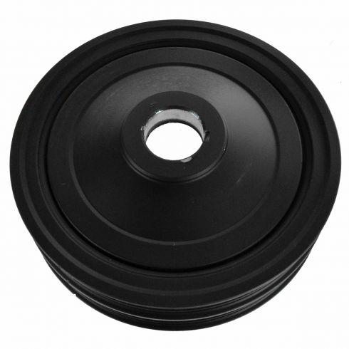 96-98, 01-11 Hyundai Accent w/DOHC; 06-11 Kia Rio Double Serp Belt Harmonic Balancer