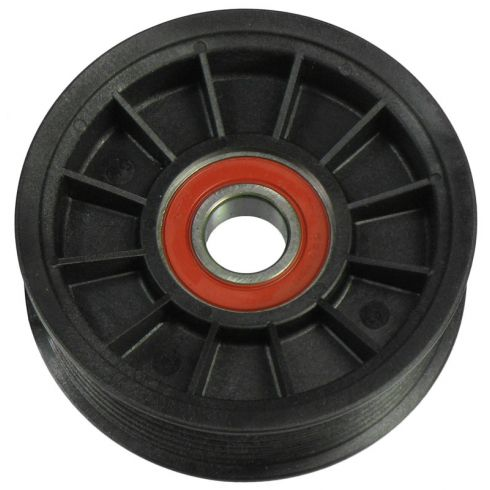 94 Ford V8 7.3L; 96-04 Land Rover V8 4.0L 4.6L Serp Belt Pulley