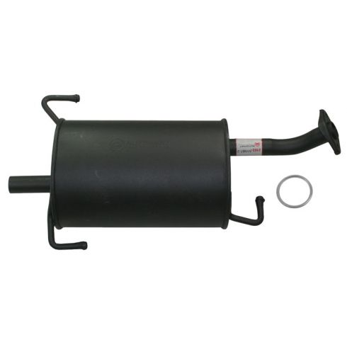 Muffler with Gasket