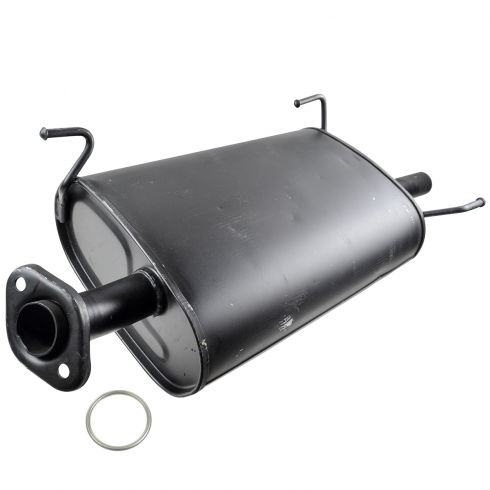00-03 Nissan Sentra 1.8 Rear Muffler with Gasket