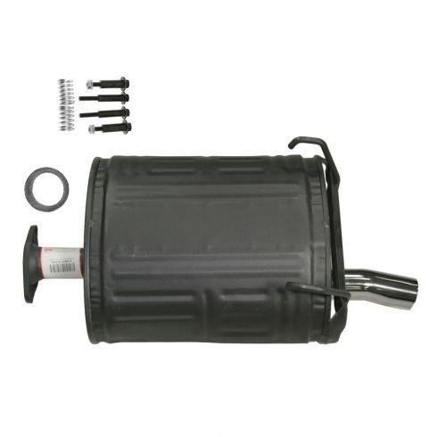 97-01 Honda CRV Rear Muffler with Gasket & Spring Bolt Kit