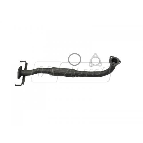 Exhaust Flex Pipe with Gaskets