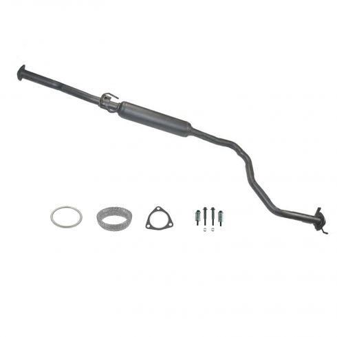 Intermediate Exhaust Pipe with Gaskets & Spring Kit