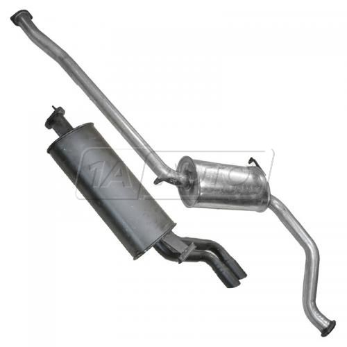 Complete Cat Back Exhaust System