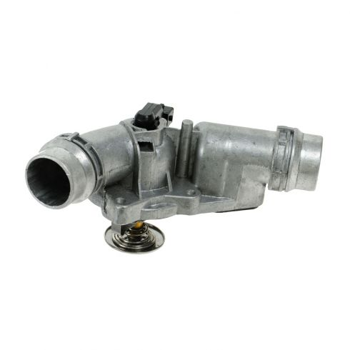 Thermostat with Housing Assembly (Aluminum)