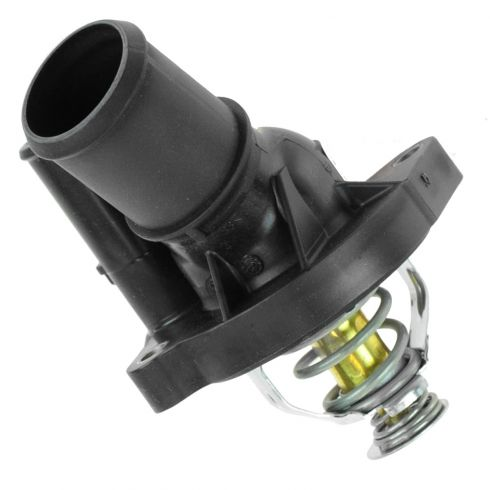 03-11 Ford; 11 MKZ; 07-09 Mazda; 06-11 Mercury Multifit w/2.0L, 2.3L, 2.5L Plastic Thermostat Hsg As