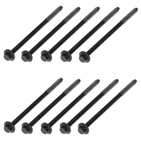 05-07 Avanti; 92-12 Ford; 91-12 Lincoln; 92-11 Mercury w/4.6L, 5.4L Cylinder Head Bolt Set LH = RH