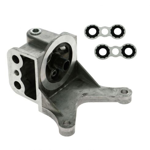 Oil Filter Adaptor Block