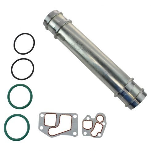 92-94 Ford F250, F350; 92-97 F59 (94-97 (w/8th Vin M or K)) w/7.3L Trb Dsl Eng Oil Colr Kit (Dorman)