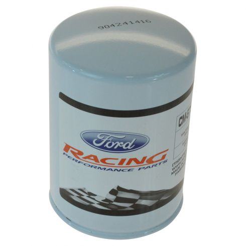 85-89 XR4Ti; 57-00 Ford; 57-92 Lincoln; 57-01 Mercury Multi High Perf Eng Oil Filter (Ford Racing)