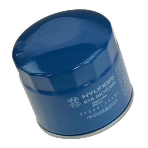 86-14 Hyundai Multifit; 01-14 Kia Multifit Engine Oil filter (Hyundai)