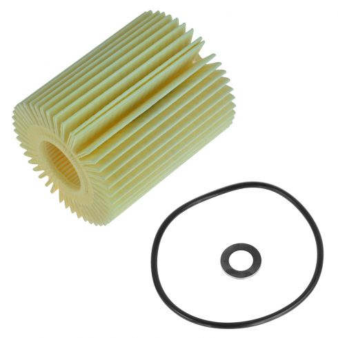 06-13 IS250, IS350 w/RWD Engine Oil Filter Cartridge w/Drain Plug Washer (Lexus)