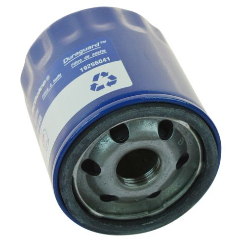 83-86 AMC; 76-12 GM; 81-86 Jeep; 05-06 Saab; 03-08 Isuzu Multifit Engine Oil Filter (AC Delco)