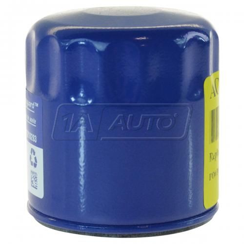 83-86 AMC; 75-12 GM Multifit; 03-08 Isuzu; 81-86 Jeep; 05-06 9-7x Duraguard Engine Oil Filter (AC)