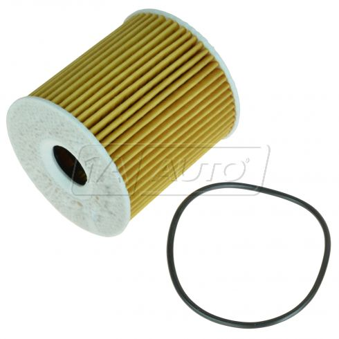 99-11 Volvo C70, S40, V40, S60, S70, S80, V70, XC70, XC90 Engine Oil Filter Cartridge (Volvo)