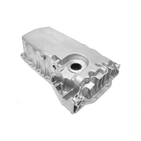 99-03 VW 1.8L; 01-06 Audi TT 1.8L Turbo Aluminum Engine Oil Pan w/ Low Oil Sensor Provision