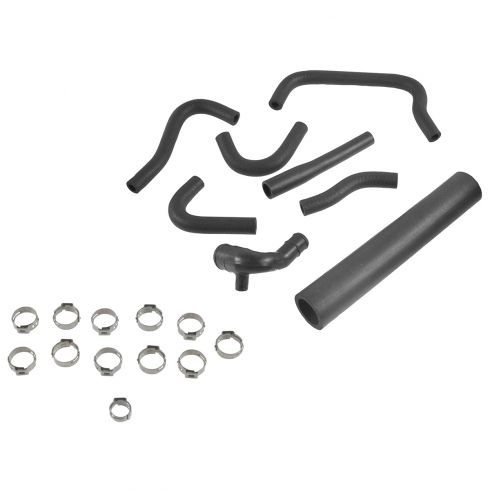 03-05 Volvo S80, XC90 w/2.9L Turbo Engine Crankcase Vent Pipe Rebuild Kit