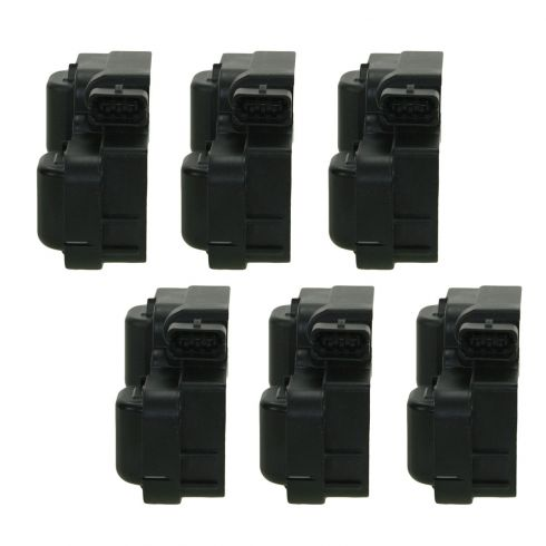 04-07 Chrysler Crossfire 98-07 Mercedes Multifit 6 Cyl Ignition Coil (SET of 6)