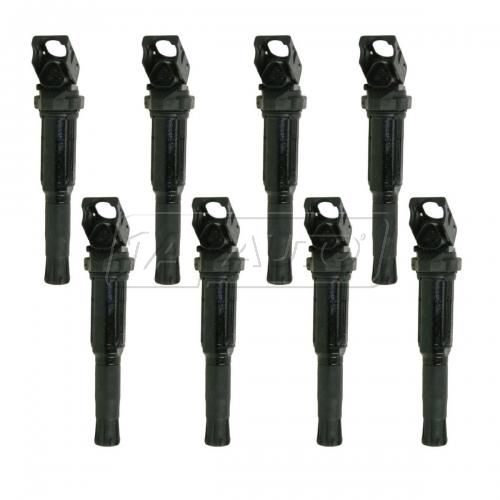 Ignition Coil (SET of 8) for Models with