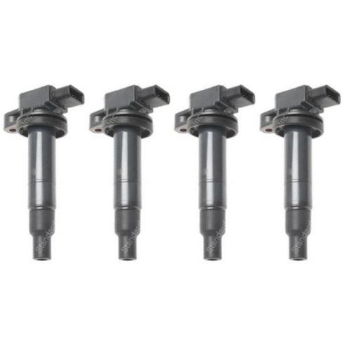 2000-08 Toyota & Scion Multifit 4 Cyl Ignition Coil (SET of 4)