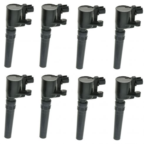 2000-06 Ford Jaguar Lincoln Ignition Coil (SET of 8)