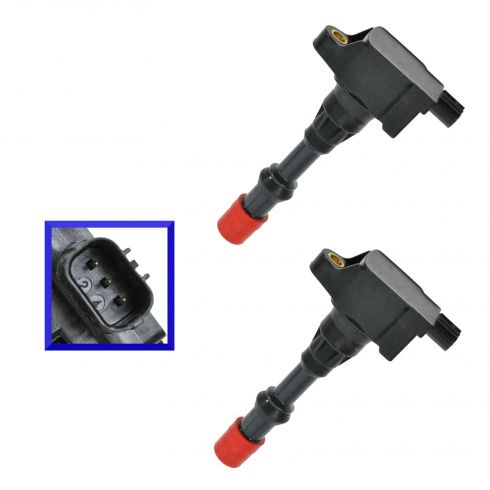 03-05 Civic Hybrid 1.3L FRONT Ignition Coil (SET of 2)