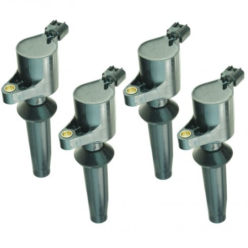2003-10 Ford Mazda Multifit 2.0L 2.3L Ignition Coil Set of 4