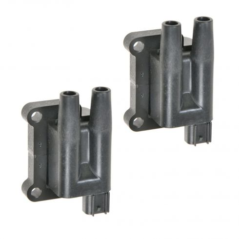 1997-02 Mitsubishi Montero; 97-04 Montero Sport (1,2,4,5 Cyl) Ignition Coil (Middle/RH) PAIR