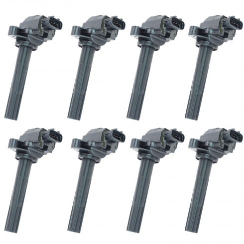 98-00 Lexus GS400, LS400, SC400 Ignition Coil SET of 8